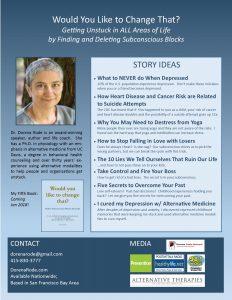 Dorena Rode Media Information